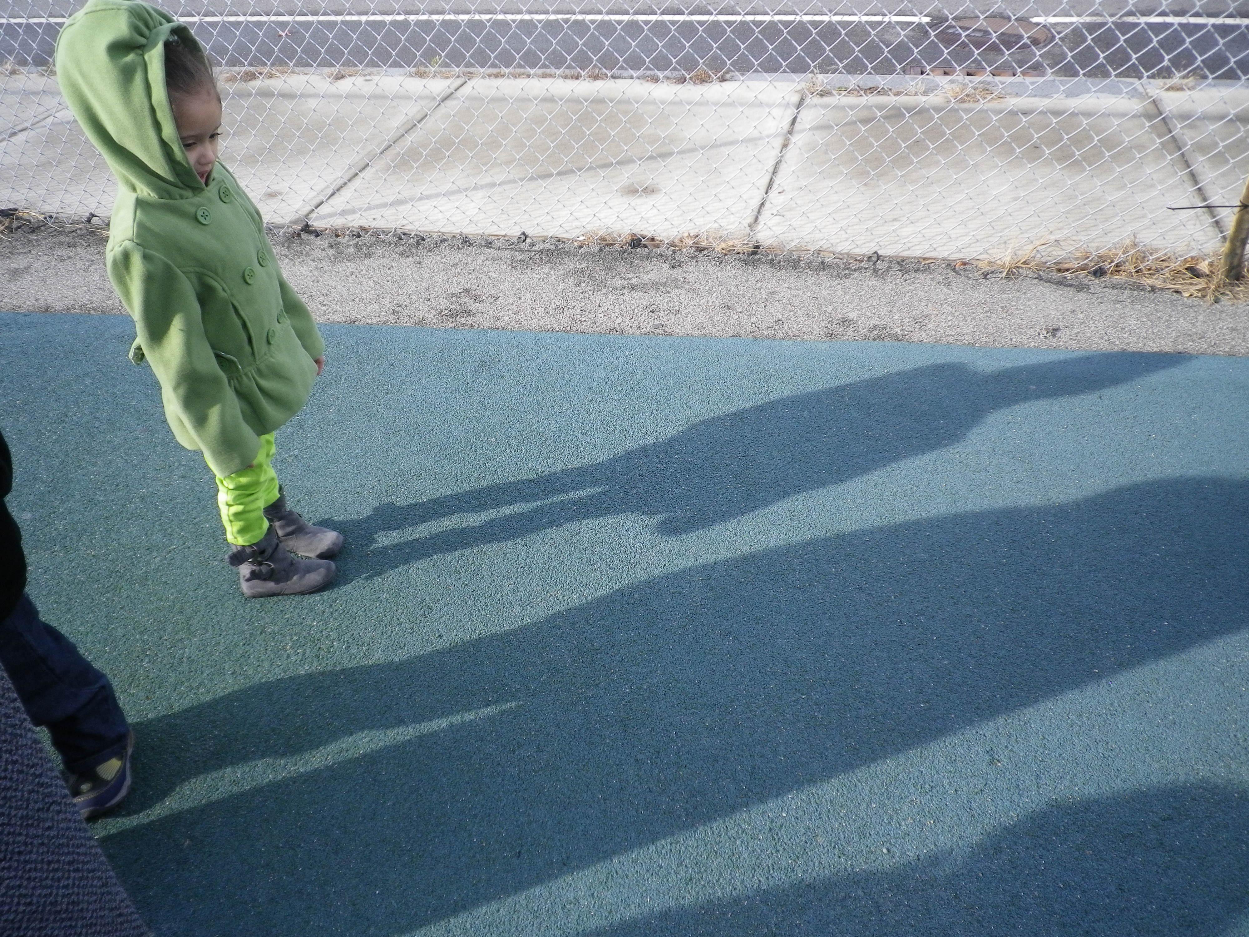Week 1 Outdoor Shadows