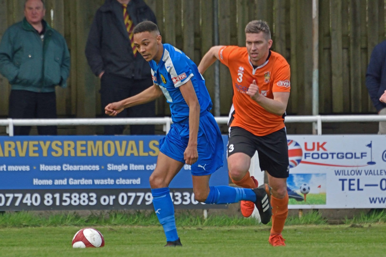 Brighouse Town 2-1 Prescot Cables