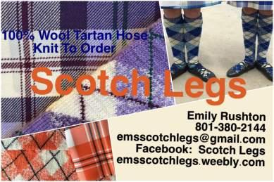 scotch legs sponser