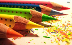 Colored Pencils Class Event