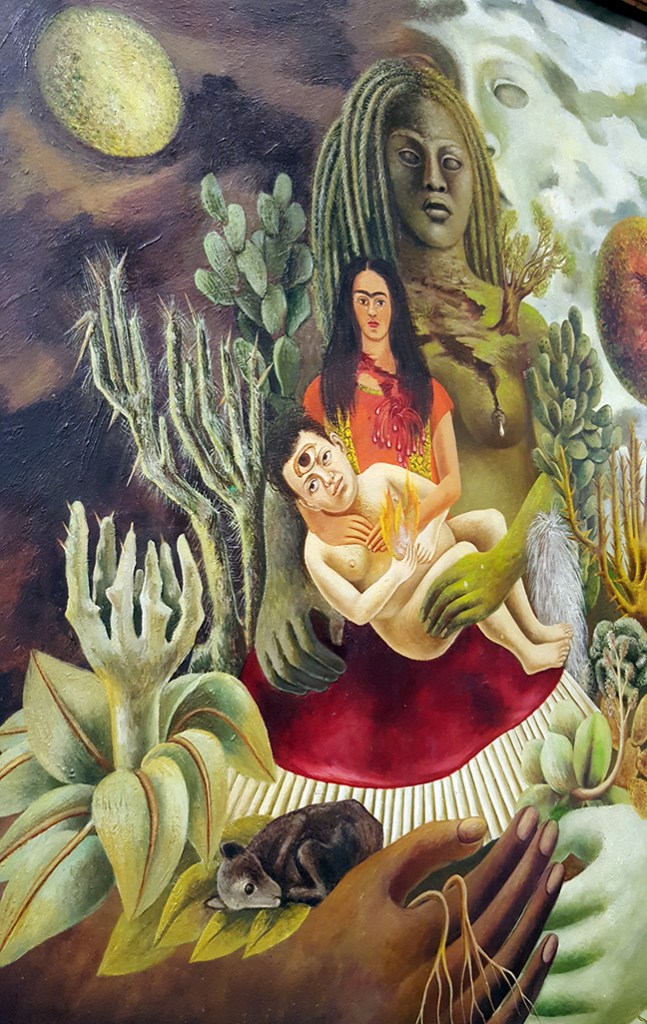 Frida Kahlo and Diego Rivera exhibit at the Heard Museum in Phoenix