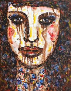 Emotional Woman by Natalie Holland