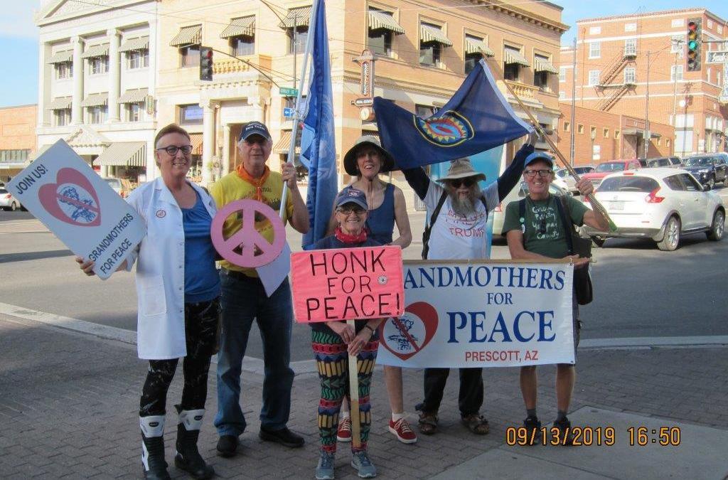Friday Peace Vigils