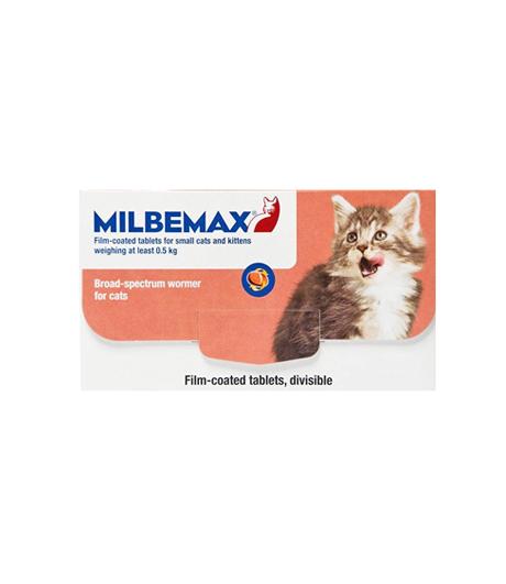Milbemax 貓用杜蟲藥 (獸醫處方產品) - Prescription Food