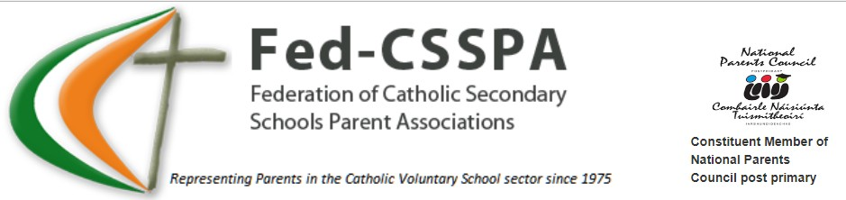 The Federation of Catholic Secondary Schools Parent Associations(FED-CSSPA)