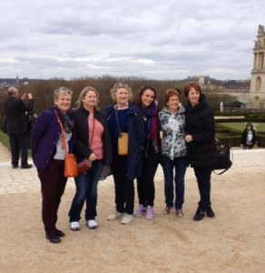 Pres Currylea 2015 tour to Paris