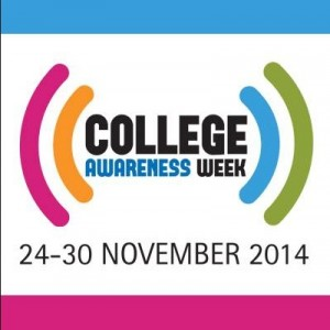 Calling all our Past Pupils to come & visit us as part of College Awareness Week 2015