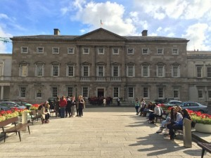 Third Years Dáil Visit for CSPE