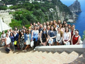 School Tour to Italy 2016