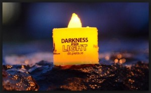 The Pieta House fundraiser 'Darkness into Light'.