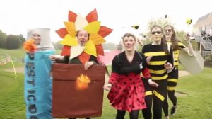 Bee'ing fabulous in Young Social Innovators Awards in Dublin