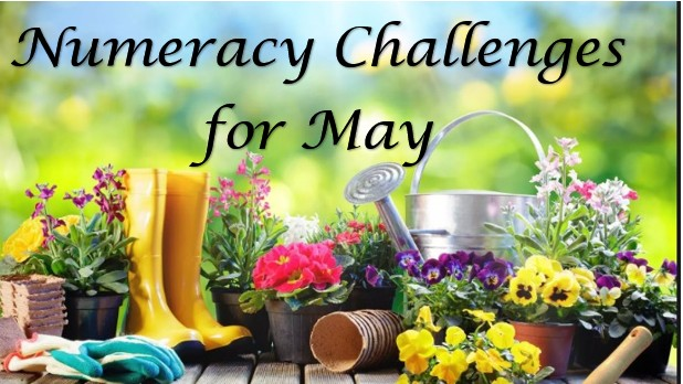 Numeracy Challenges for May
