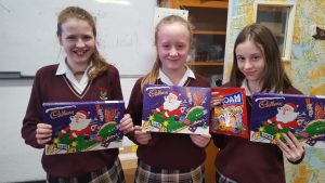 The overall winners were Katie Campbell in first place, Caoimhe McCarthy in second and Kayla Gilmore in third.