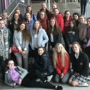 Our Transition Year students have a great day experiencing life at College - for one day only