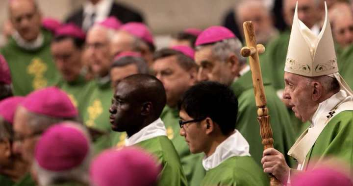 El Papa Francisco revela el secreto de la misión