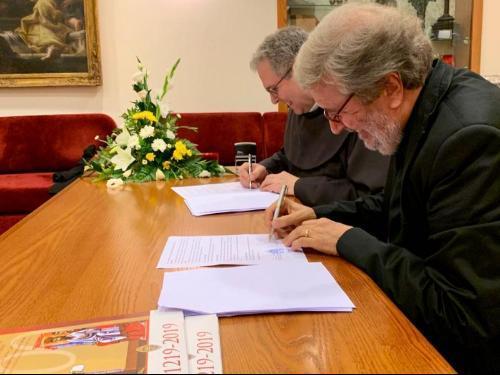 Custodia de Tierra Santa e instituciones italianas firman acuerdo para segunda fase de restauración del Santo Sepulcro