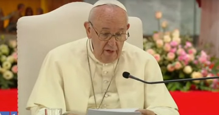 El silencioso martirio fiel y generoso también atrae vocaciones, afirma Papa en Tailandia
