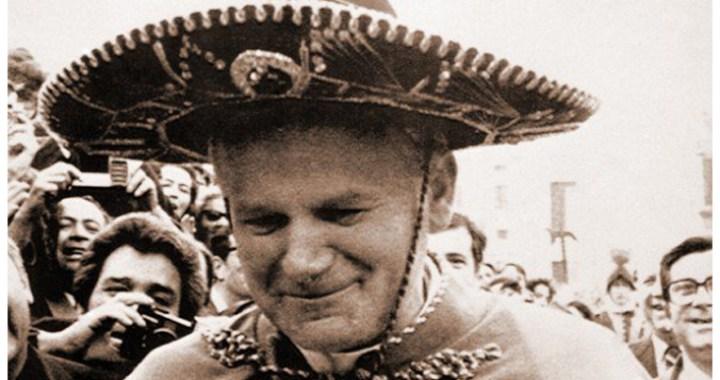 Un día como hoy San Juan Pablo II visitó por primera vez la Basílica de Guadalupe