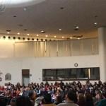 Ofreció conferencias en  apoyo a Radio Guadalupana
