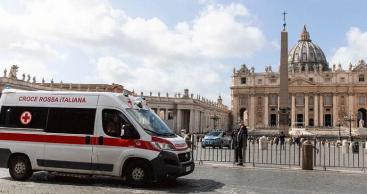 Vaticano confirma primer caso de coronavirus