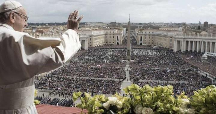 El Papa dará Bendición Urbi et Orbi extraordinaria y se podrá ganar indulgencia plenaria