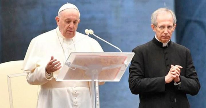 Meditación del Papa Francisco en bendición Urbi et Orbi por pandemia del coronavirus