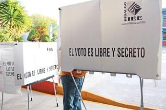 9 Voto libre y secreto