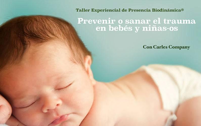 Taller Experiencial de Presencia Biodinámica®: Domingo 31 marzo 2019.