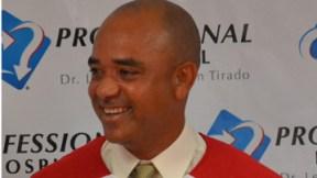 Carlos Márquez quedó fuera de la dirección de los Grises de Humacao. (Foto / Suministrada)