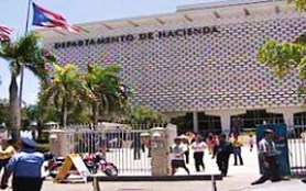 Departamento de Hacienda  (Foto/Archivo)