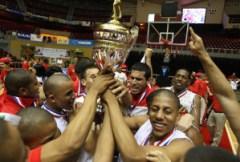 Los Gallitos del Recinto de Río Piedras de la UPR se proclamaron campeones nacionales en el baloncesto masculino de la  (LAI) en el 2011. (Foto/Suministrada)