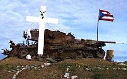 Inaugurarán en el Senado exhibición fotográfica en conmemoración de los 10 años de la salida de la Marina de Vieques. (Foto/Archivo)