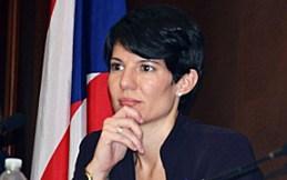 Ingrid Vila , Secretaria de la Gobernación. (Foto/Archivo)