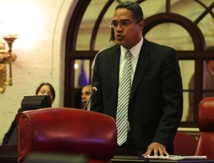 Senador Rivera Filomeno (Foto/Suministrada)