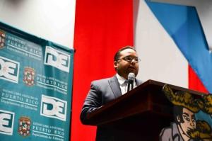 Secretario del Departamento de Educación, Rafael Román (Foto/Suministrada)