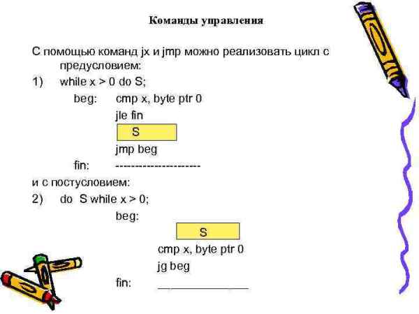 Системное программирование Элементы архитектуры ПК и ...