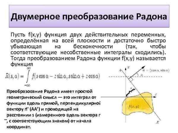 КТ Математические задачи компьютерной