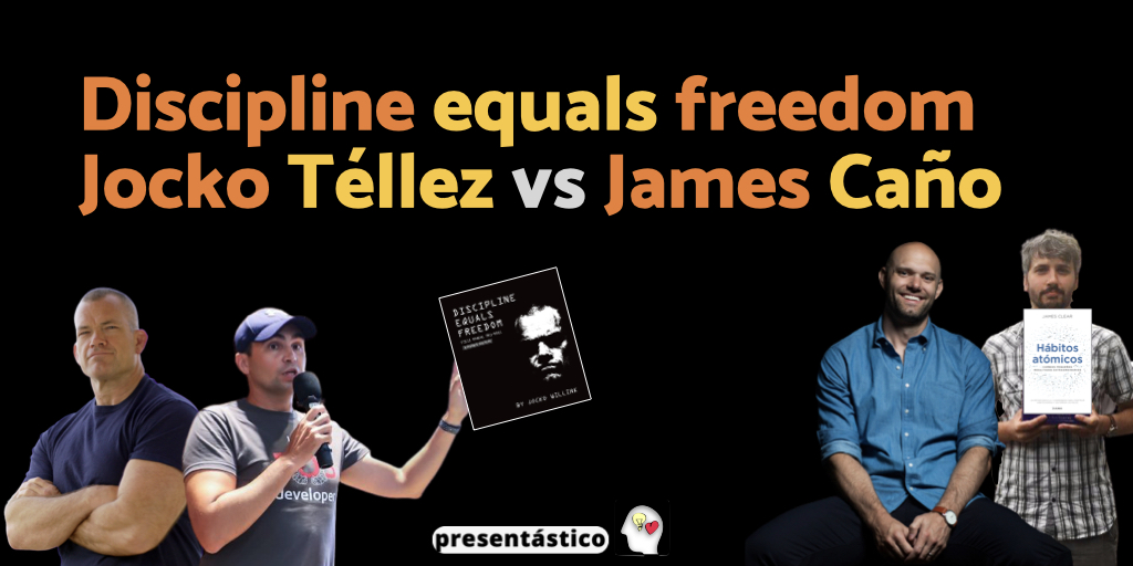 EP 92 Discipline equals freedom. Jocko Téllez vs James Caño