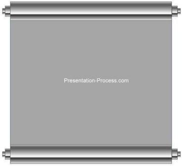 Scroll Template in PowerPoint