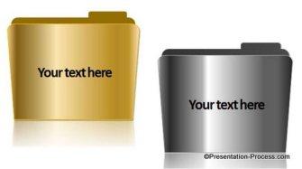 PowerPoint Folder Variation