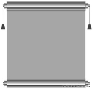 Scroll Graphic in PowerPoint
