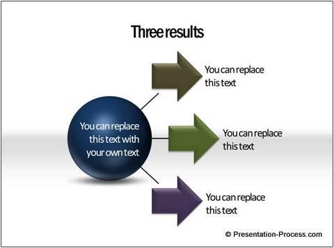 Modified SmartArt Diagram