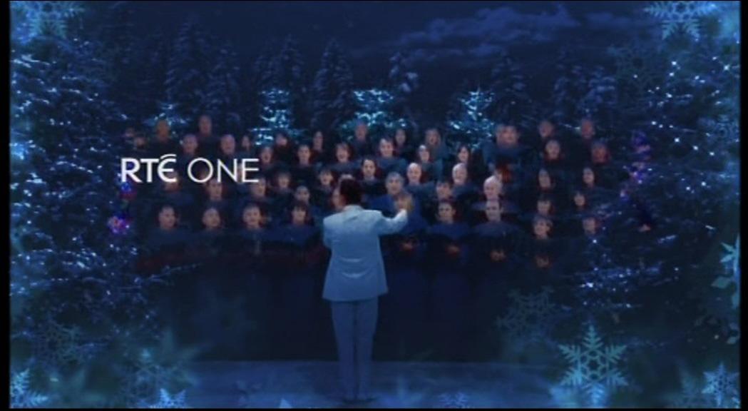 RT One Christmas 2013 Idents Amp Presentation