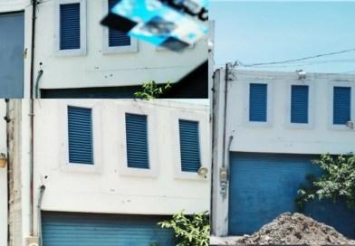 Balean instalaciones del Diario de Iguala