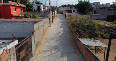 Entrega Ayuntamiento de Jiutepec calles pavimentadas en tres colonias