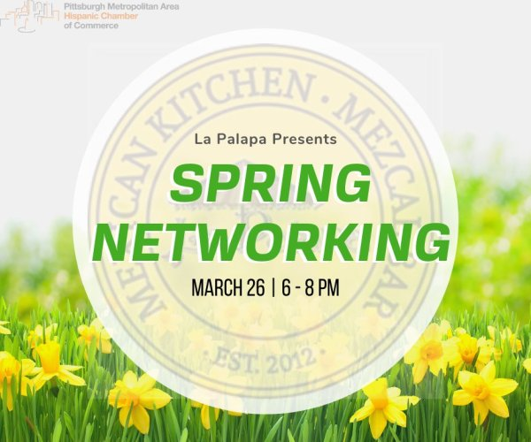 "Evento de ""Networking"" de primavera"
