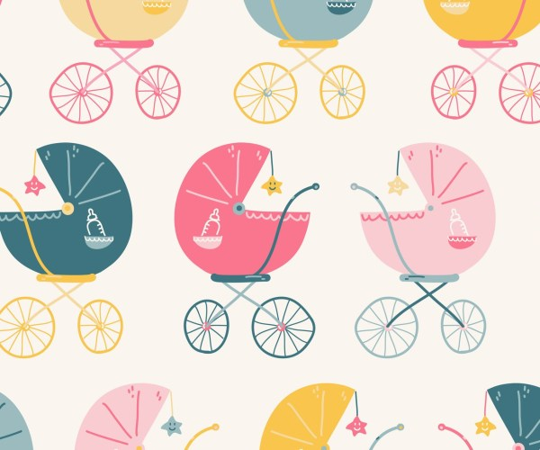 Families in Need of Strollers