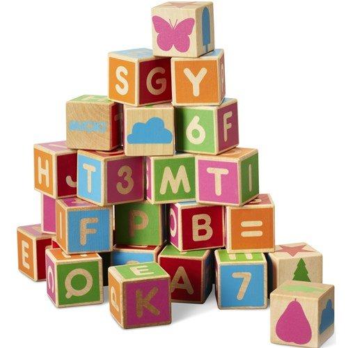 MICKI Alfabetsklossar Image
