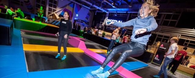 Bounce Adrenaline Park Image