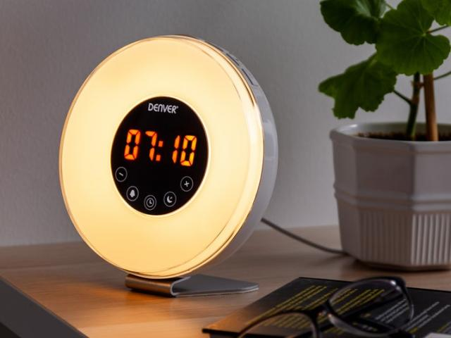 Denver Wake-up Light Väckarklocka Image